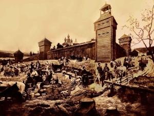 kharkovsky krepost